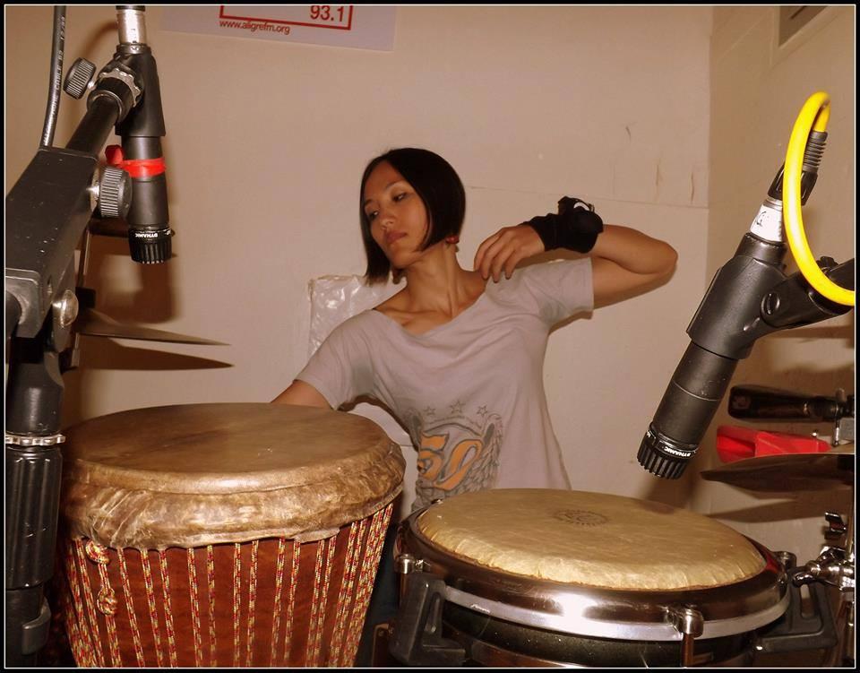 AfuriKo @ Jazzbox, Aligre FM (Paris, FR)